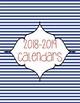 Teacher Essentials: 2017-2018 Planner, Organizer, Gradebook (Red and Denim/Navy)