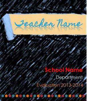 Teacher Evaluation Binder