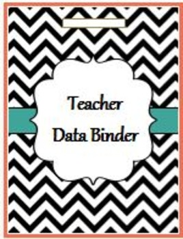 Teacher Evaluation Binder (Editable): Danielson Framework
