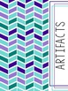 Charlotte Danielson Based TESS Binder: Purple and Teal