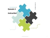 Teacher Evaluation Portfolio Danielson's Domain 3