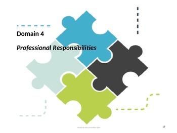 Teacher Evaluation Portfolio Danielson's Domain 4