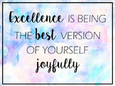 Teacher Excellence Quote