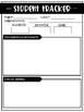 Teacher Forms and Binder