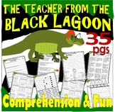 Teacher From the Black Lagoon :  Comprehension Book Companion * Back to School