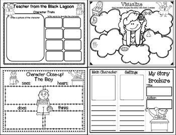 Teacher From the Black Lagoon (Story Companion)