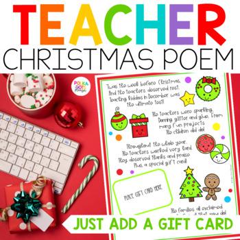 Teacher Gift by Polka Dots Please | Teachers Pay Teachers