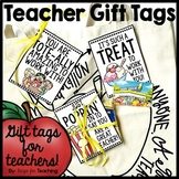 Teacher Gift Tags