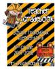 Teacher Grade book- EDITABLE - Construction
