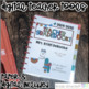 Teacher Gradebook - EDITABLE - Llama and Cactus