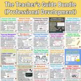 The Teacher's Guide PD Bundle