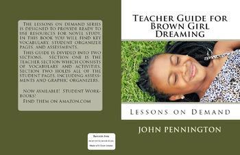 Teacher Guide and Novel Unit for Brown Girl Dreaming