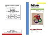 Teacher Guide for Math Bands for Multiplication