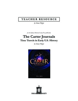 Teacher Guide for The Carter Journals: Time Travels in Early U.S. History