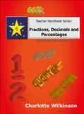 Teacher Handbook: Fractions Decimals and Percentages