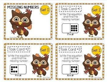 "2nd Grade ""Teacher, I'm Done!"" Task Cards for Fall"