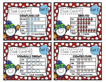 "2nd Grade January ""Teacher, I'm Done!"" Task Cards"