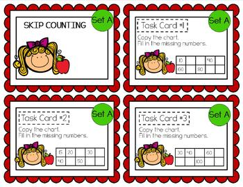 "#christmasinjuly ""Teacher, I'm Done!"" Task Cards for September"