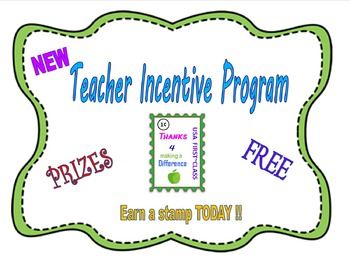 Teacher Incentive Program