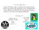 Teacher Information Contact Cards - Anchor / Nautical Themed