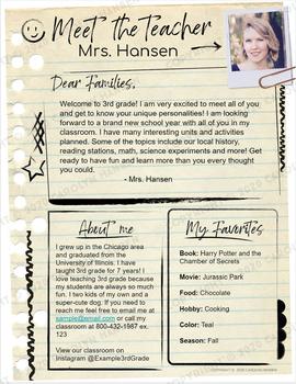Letter Of Introduction Movie from ecdn.teacherspayteachers.com