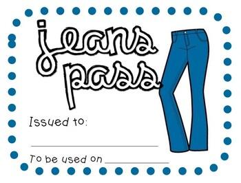 Teacher Jean Pass