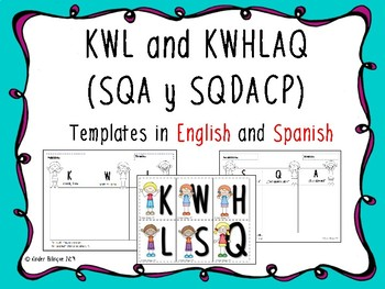 Teacher KWLSQAEnglishSpanishversionthenewversion