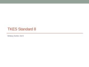 Teacher Keys Effectiveness System (TKES) Standard 8 PD pre