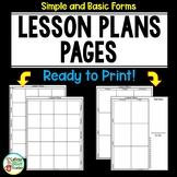 Teacher Binder Lesson Plans DOLLAR DEAL