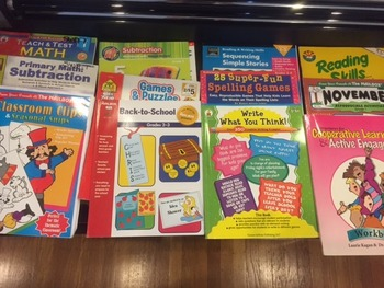 Teacher Lesson Plan Books