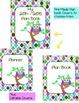 Lesson Plan Book and Organizer - Editable - Polka Dot and