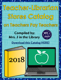 Teacher-Librarian Stores eBook Catalog