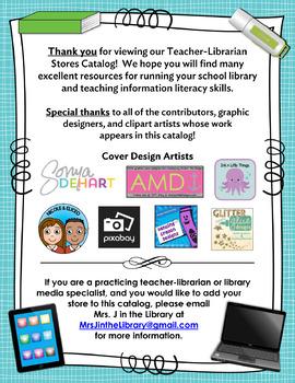Teacher-Librarian Stores eBook Catalog