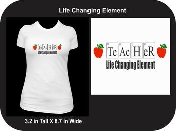 Teacher Life Changing Element