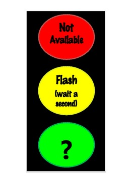Teacher Light System {small group classroom management tool}