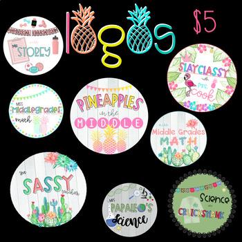 Teacher Logos