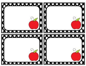 Teacher Magnet Editable Freebie