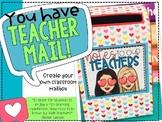 Teacher Mailbox