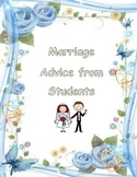 Teacher Marriage Advice Book