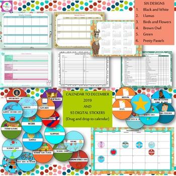 Teacher Mega Planner 2018