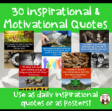 Teacher Morale Inspirational Quotes and Sayings Set 3