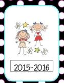 Teacher Notebook Organization Binder Pages