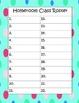 Teacher Notebook- Polka Dots