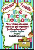 Teacher Notebook/Binder