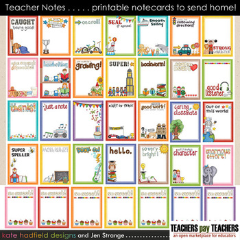 photo about Printable Notecard referred to as Instructor Notes - 30 printable notecards in the direction of mail dwelling