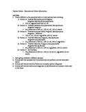 Teacher Notes Urine Biomolecule Lab