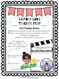 Teacher Observation: 3-2-1 Review {History Guru}