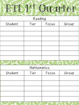 All in One Teacher Organization Binder Set
