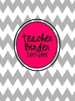 All in One Teacher & Personal Organizational Planner in Gr
