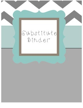 Teacher Organization Binders